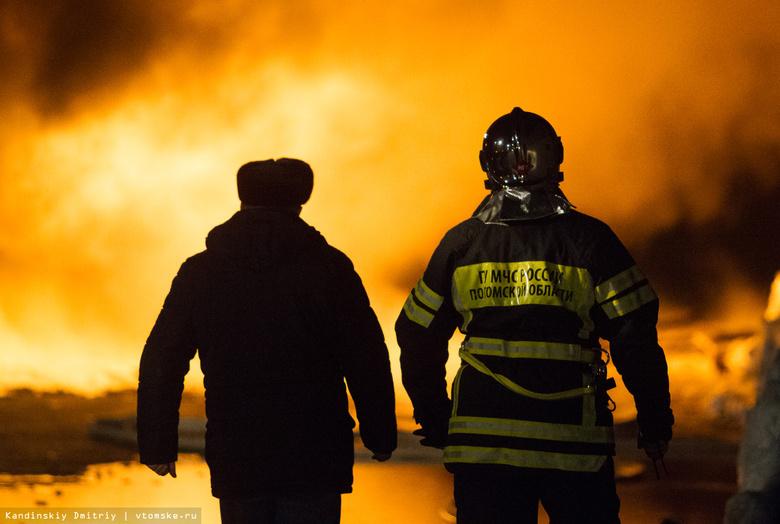 МЧС: пожары со смертями в томских селах произошли на фоне употребления алкоголя