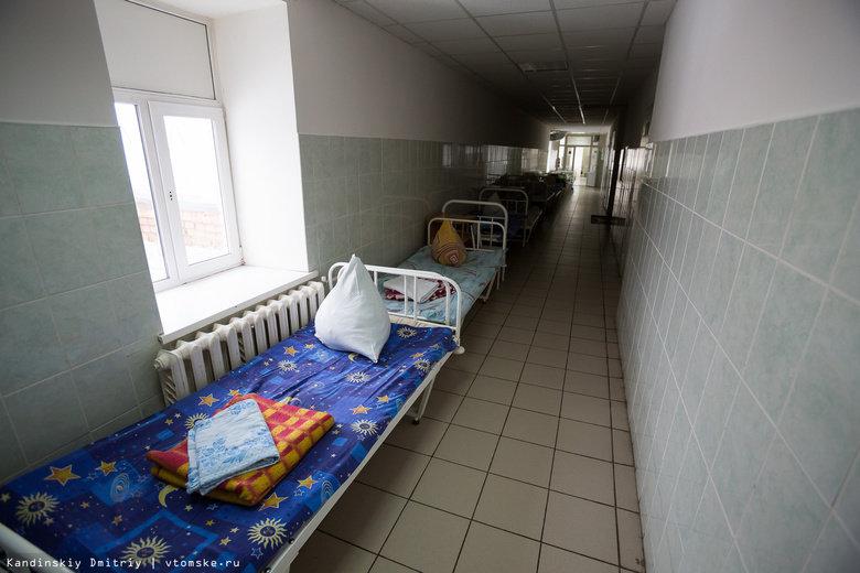 СКР проводит проверку после смерти мужчины в больнице Томска
