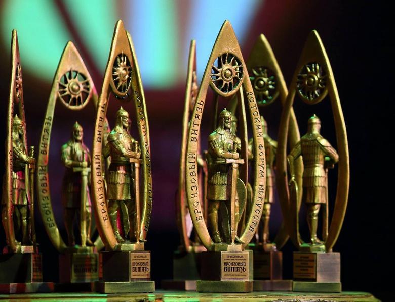 Томичи победили в 4 номинациях «Бронзового Витязя-2018»