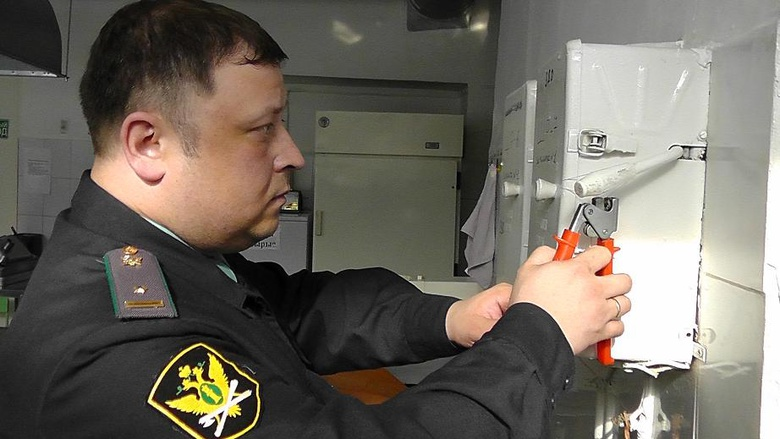 Фото: пресс-служба областного УФССП