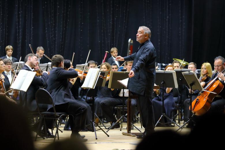 Оркестр Мариинки под руководством Гергиева даст концерт в Томске