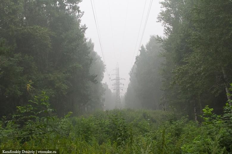 Сервисы мониторинга воздуха фиксируют в Томске повышенный уровень загрязнения