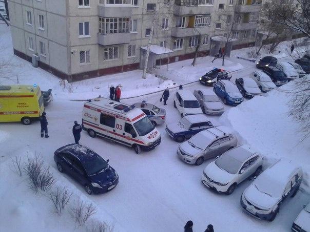 В Северске «скорая» насмерть сбила женщину-пешехода