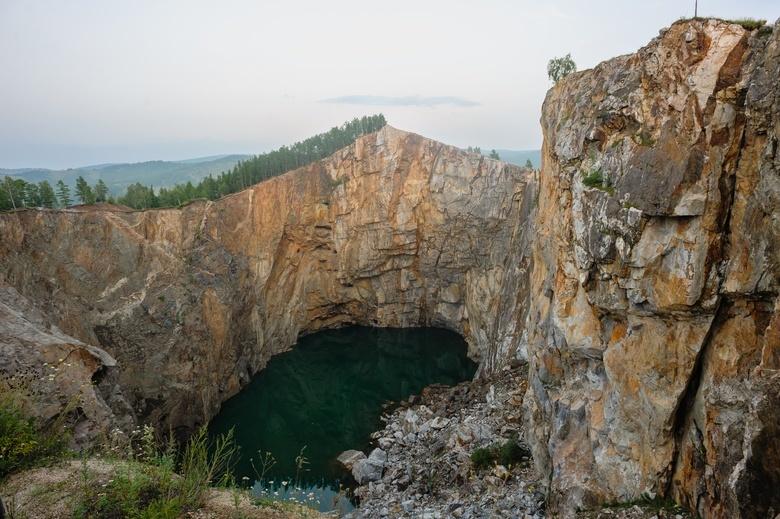 Тело томского аквалангиста подняли из озера Туимского провала