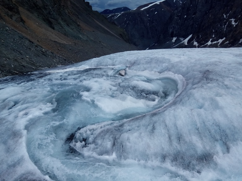 Ученые: ледник на Алтае за год стал ниже на 10 метров из-за глобального потепления