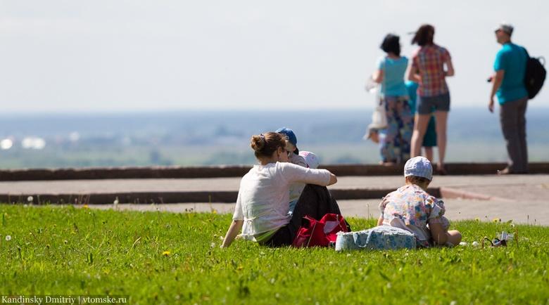 Синоптики предупреждают томичей об аномальной жаре
