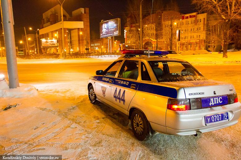Северчанин пытался угнать авто, пока его владелец беседовал с ДПС