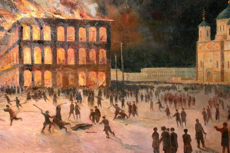 Демонстрация, разгром, поджог: кровавый октябрь 1905 года в Томске