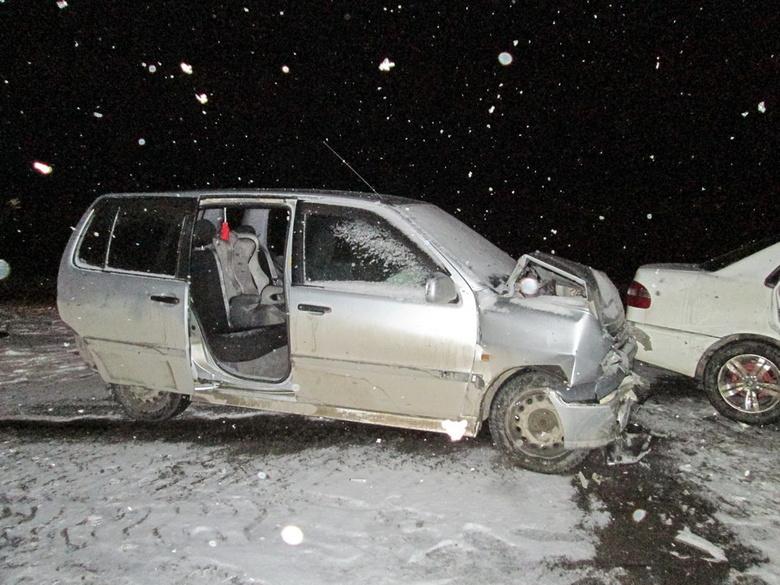 Четверо пострадали и один погиб в ДТП с тремя иномарками под Томском