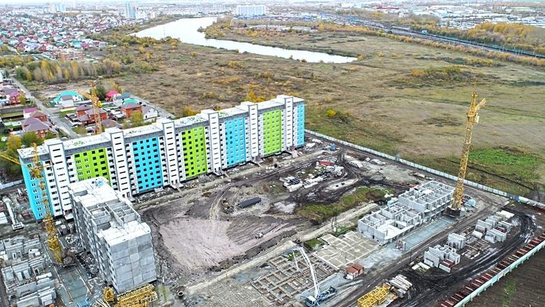 Студии стоят от 1,62 миллиона рублей, дома сдаются за год, а ипотеку первые 12 месяцев субсидирует застройщик