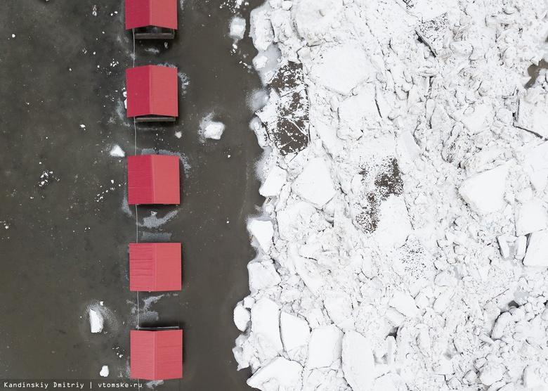 На противопаводковые мероприятия в 2019г Томская область направит 25 млн руб