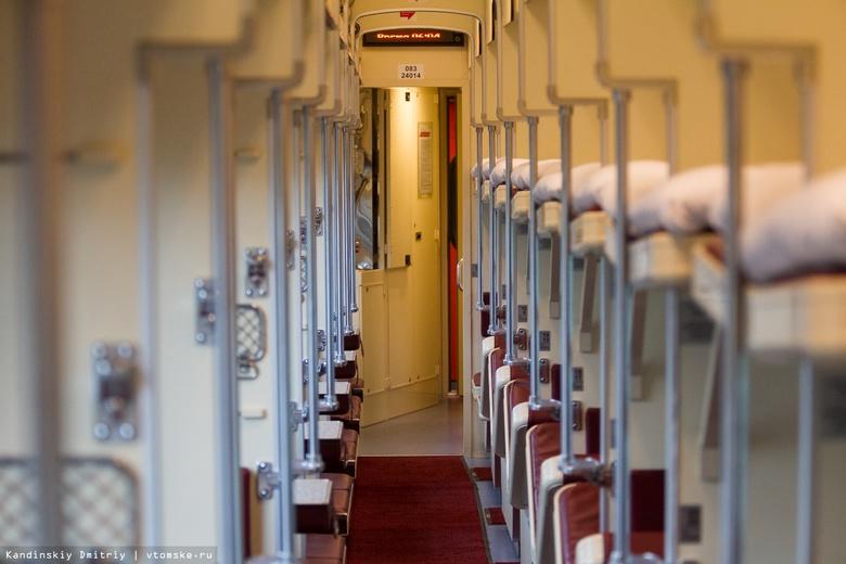 Книги Киплинга, Твена и Кэрролла смогут изучить юные пассажиры поезда Томск — Анапа