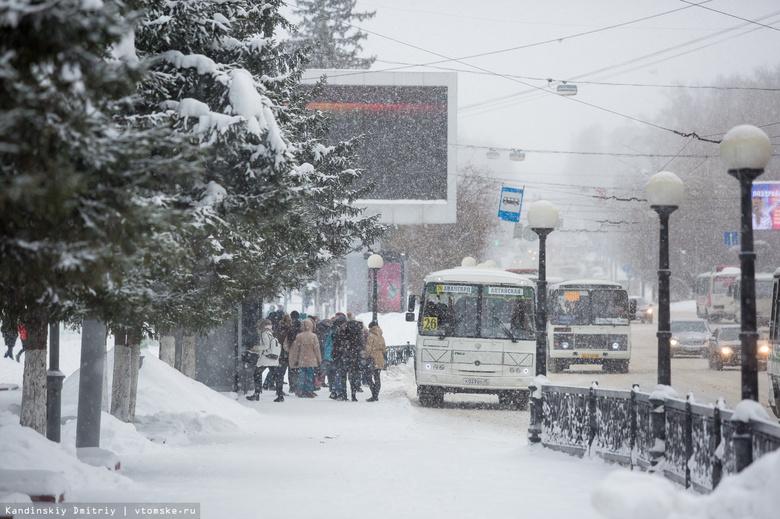 Опрос: 70 % томичей стали хуже добираться до работы зимой