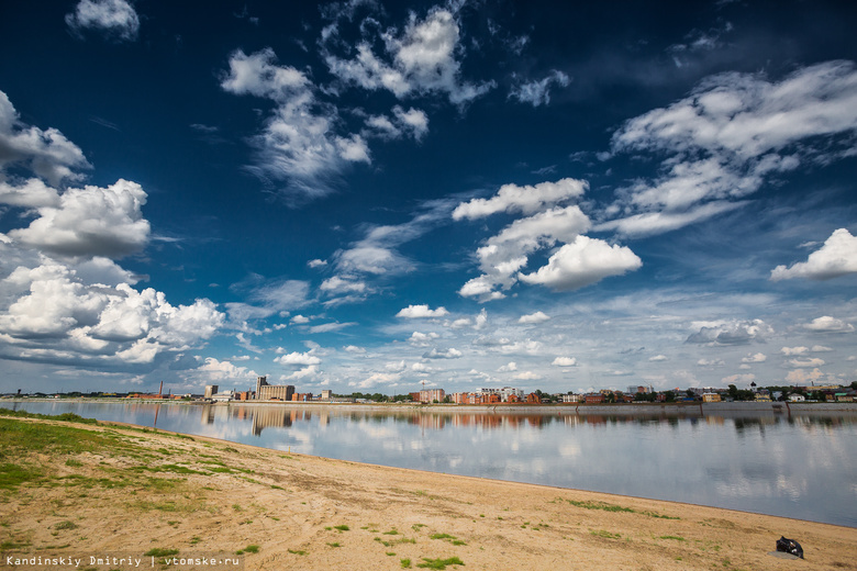 В Роспотребнадзоре рассказали, где вода в Томске пригодна для купания