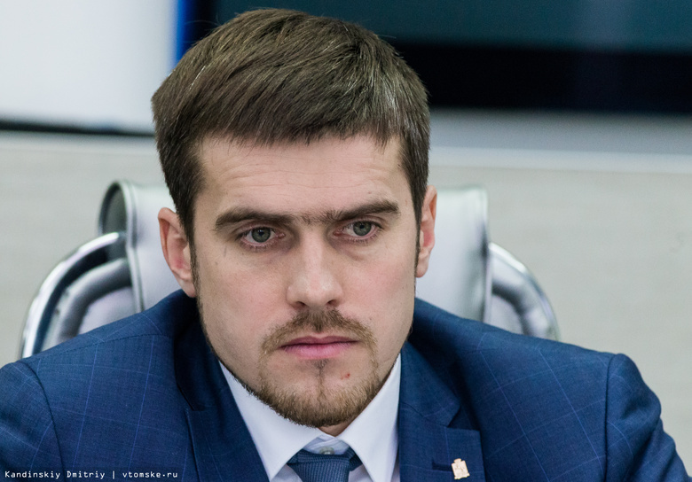 Источник: заммэра Томска Костюков задержан за превышение должностных полномочий