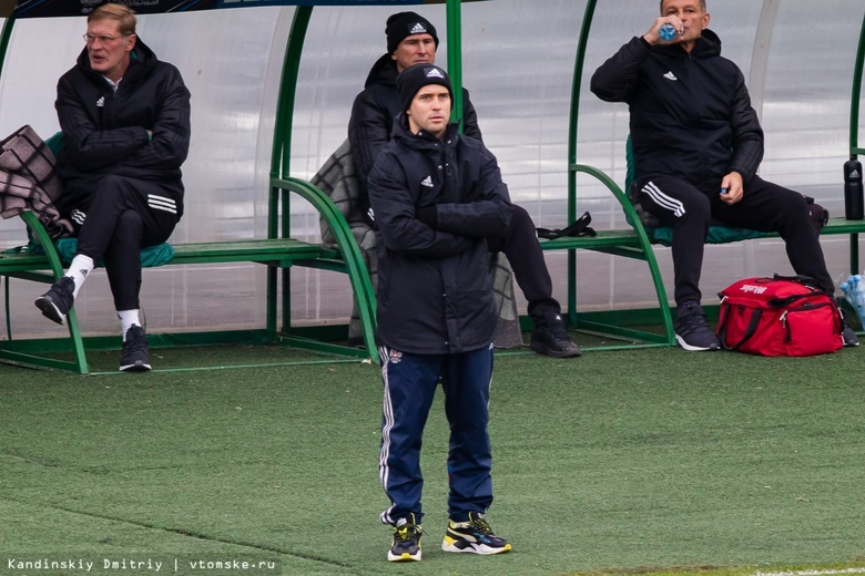 Кержаков: «Томь» не может сделать последнюю передачу в атаке