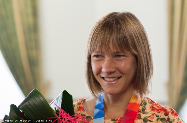 Томичка победила на соревнованиях по легкой атлетике в Бельгии