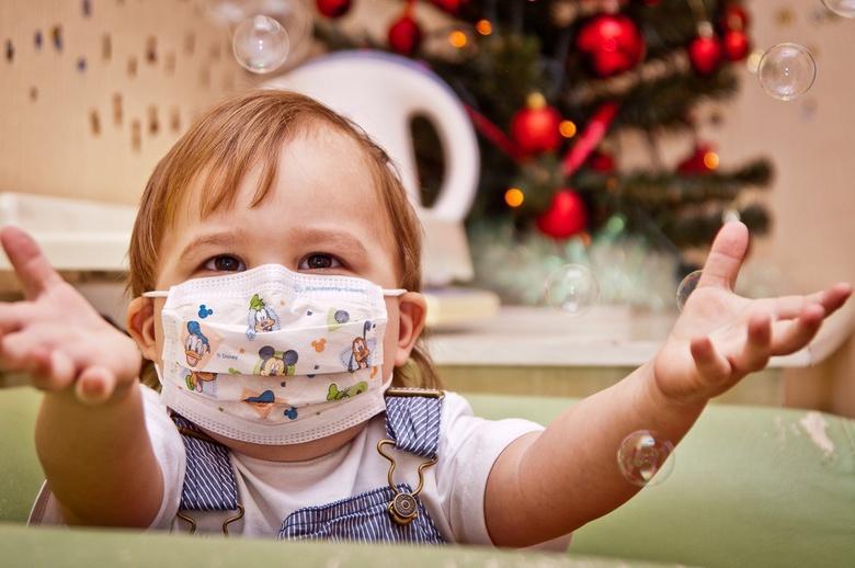Томичи передадут средства гигиены для больных детей на благотворительном марафоне