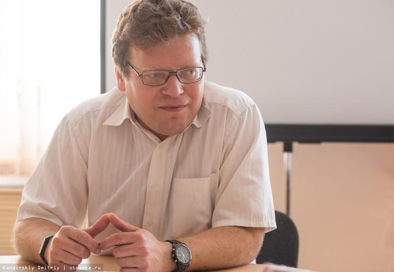 Евгений Спирин: студенты ТГАСУ хотят заниматься глобальными проектами