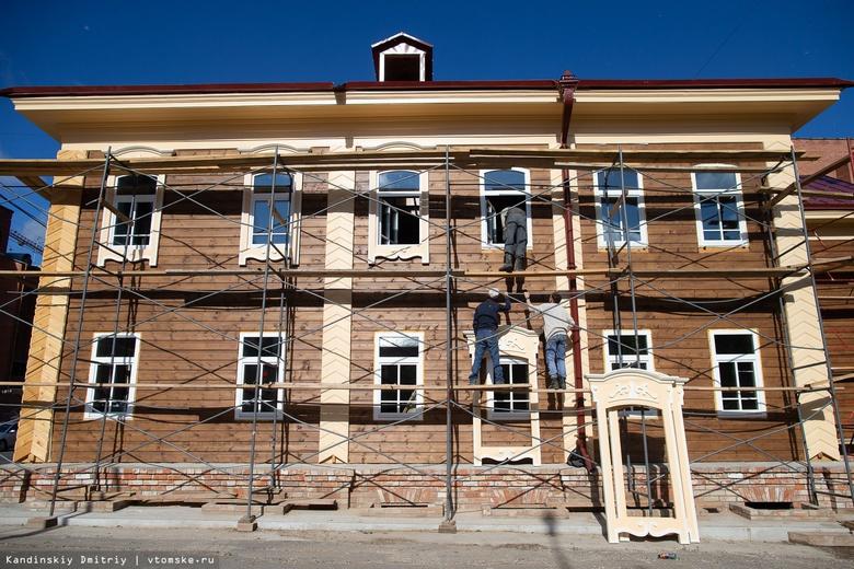 «Работать с деревом даже интересно»: как томичи восстанавливают исторические дома