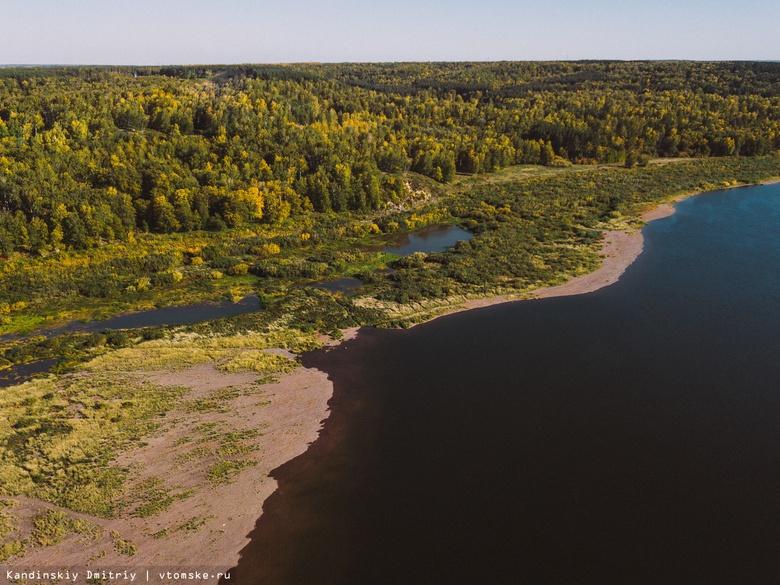 Понтонный мост через реку Яя в Томской области сделают к ноябрю