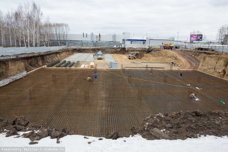 Lexus-центр откроется в Томске летом 2017г.
