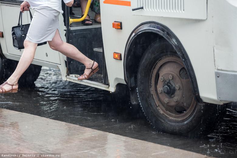 Синоптик: прошедший в Томске ливень превысил суточную норму осадков в 4 раза
