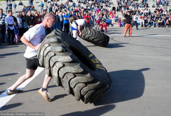 Фестиваль силовых видов спорта пройдет в Томске