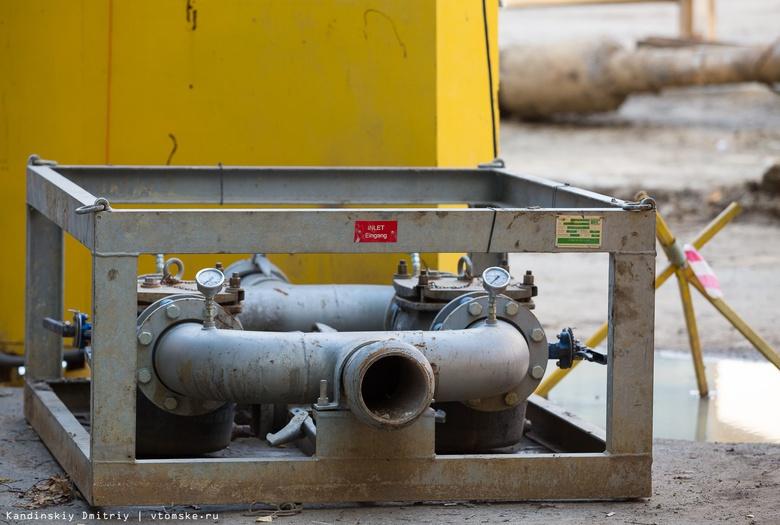 Газ проведут почти к 600 домам в Колпашевском районе до конца 2019г