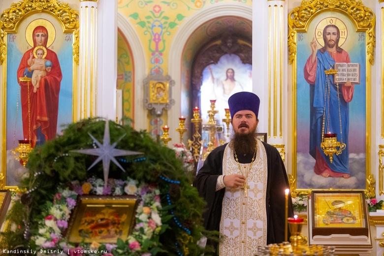 Власти могут ограничить посещение томских церквей из-за коронавируса