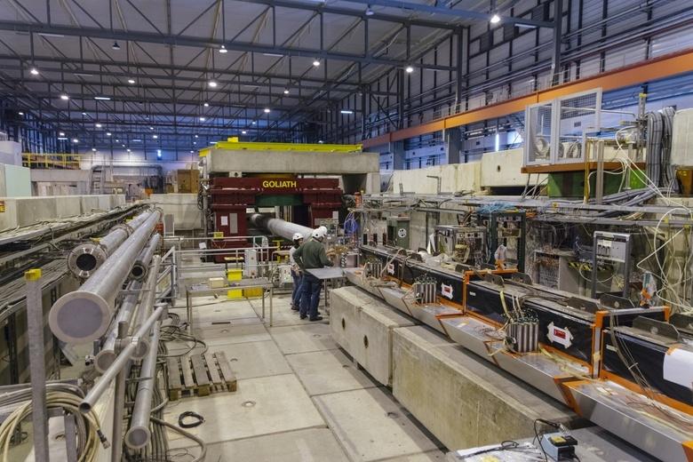 Эксперимент NA64 в ЦЕРН
