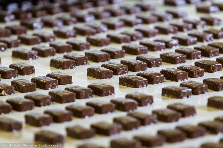 Натаможне вТомске изъяли контрафактные конфеты