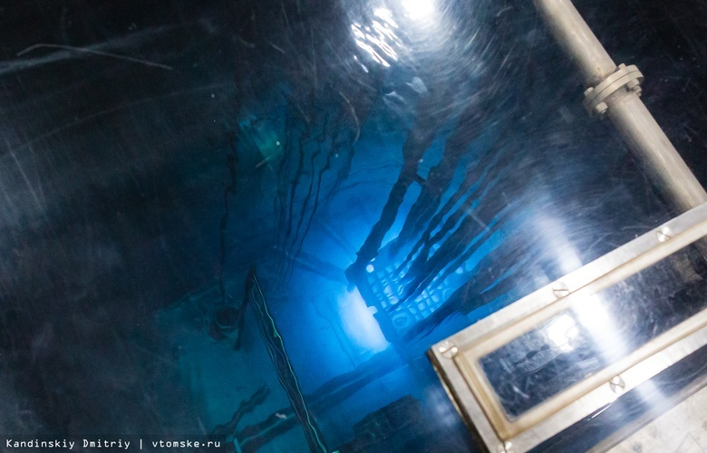 Исследовательский ядерный реактор ТПУ