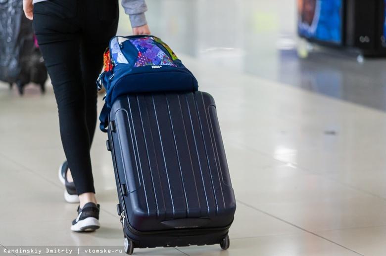 Пассажиропоток томского аэропорта в 2019г превысил 580 тыс человек