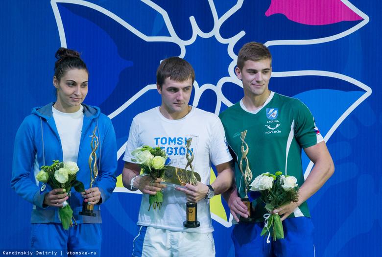 Томская команда выиграла Кубок мира по плаванию в ластах 2016 года