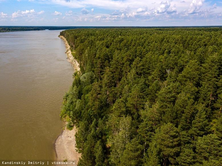 Ученые создадут удобрения для растений на основе воды из рек Томской области