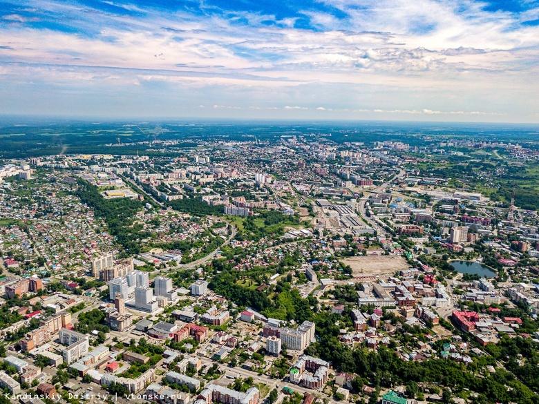 Общественники настаивают на скором принятии исторических границ Томска
