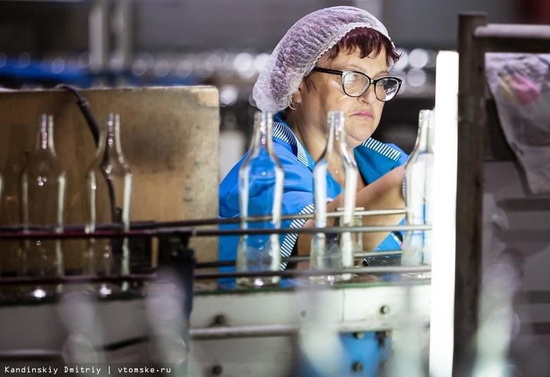 Бутылок станет больше: фоторепортаж с завода стеклотары в Самуськах