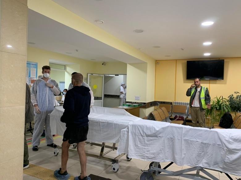 Медики рассказали о состоянии пассажиров и экипажа, пострадавших в ЧП с Ан-28