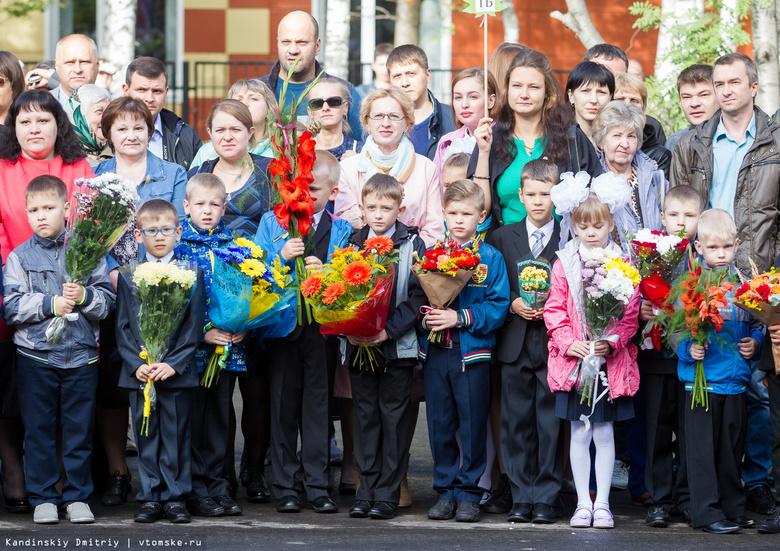 Две школы Томска открыли свои двери после капремонта для 1,8 тыс учеников