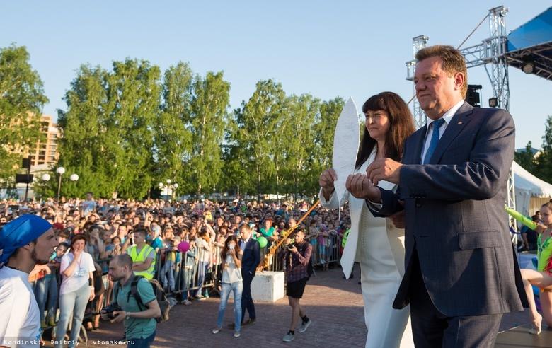 Супруга мэра Томска в суде признала вину в применении насилия к силовику