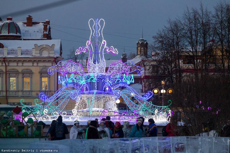 Реконструкция площади Новособорной в Томске начнется в 2017г