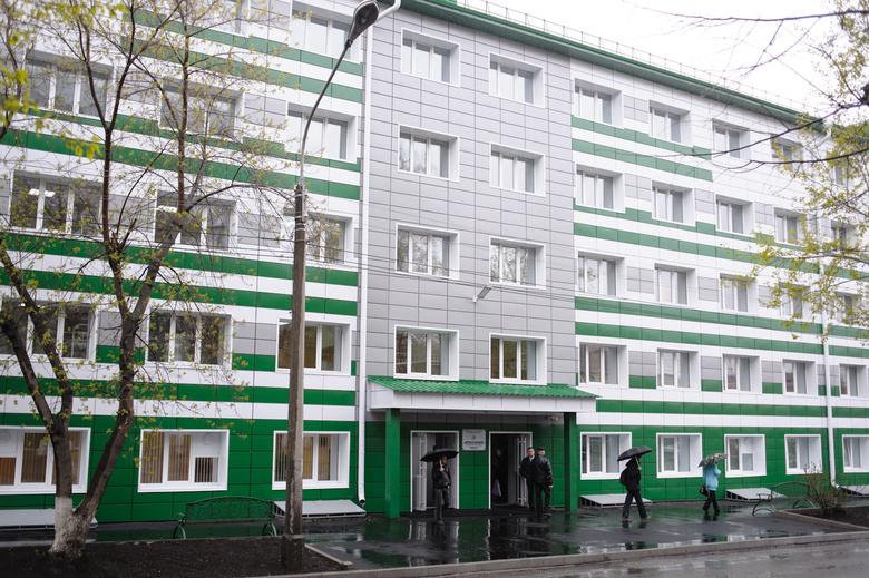 ТПУ вложил 150 млн в реконструкцию общежития для магистрантов