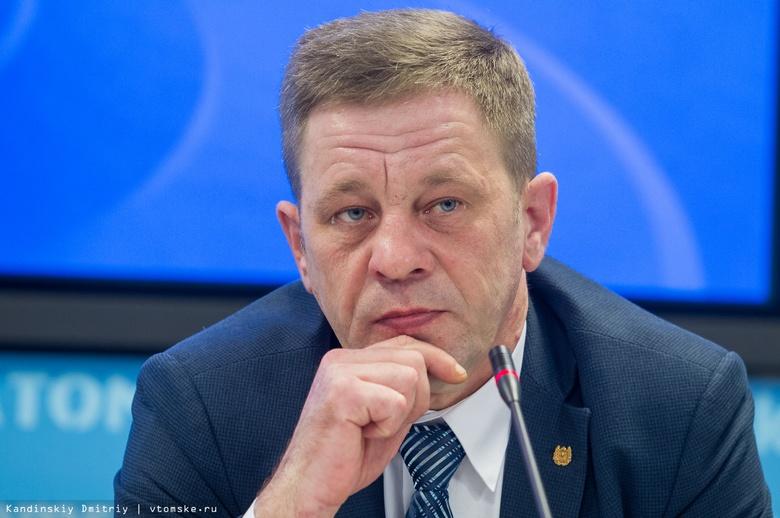 Сергей Трапезников стал кандидатом на выборы мэра Томска от партии «Яблоко»