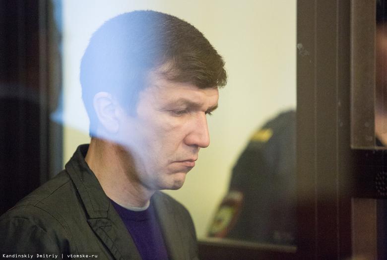 Экс-глава томского УБЭП Савченко получил 7,5 лет колонии строгого режима