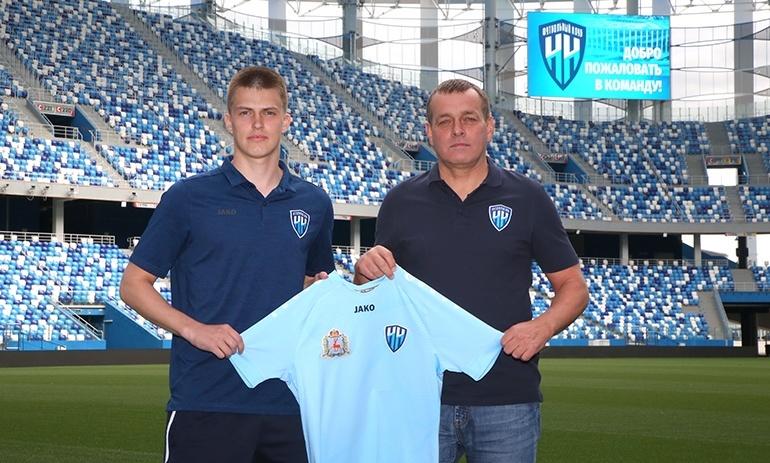 «Нижний Новгород» подтвердил переход защитника «Томи» Каккоева