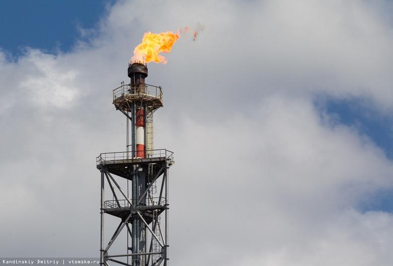 «Томскнефтехим»: факельная установка перестанет дымиться в воскресенье