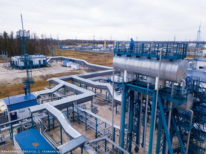 Добыча нефти сократилась в Томской области почти на 19%