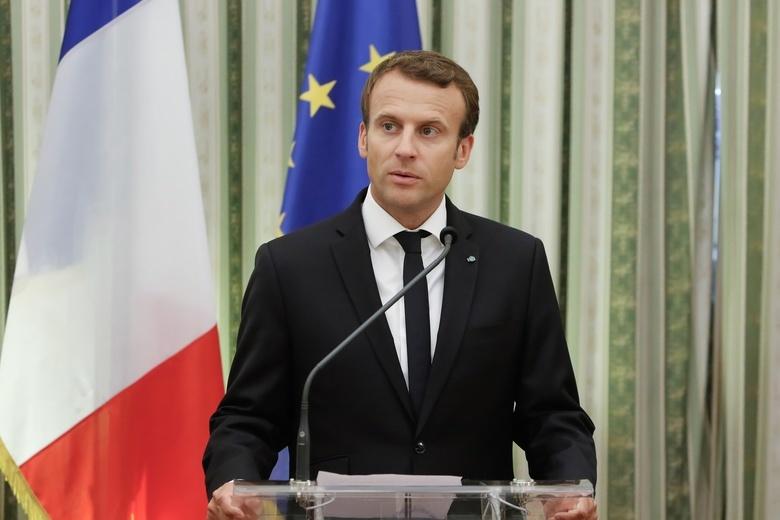 Президент Франции заразился коронавирусом