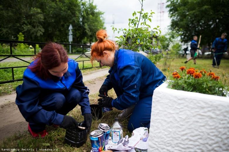 Более 4 тыс школьников в Томской области смогли найти работу на лето